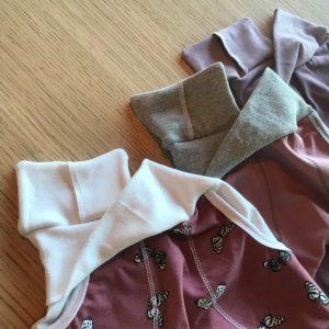 Bukse med lomme på innsiden